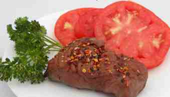 Steak tomatoes