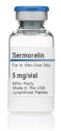 Sermorelin in Weston